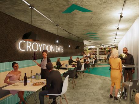 Croydon Eats - Pop Up Restaurant
