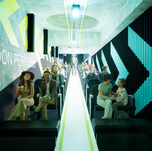Underground Cinema Design Croydon Subway