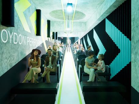 Croydon Performs - Underground Cinema