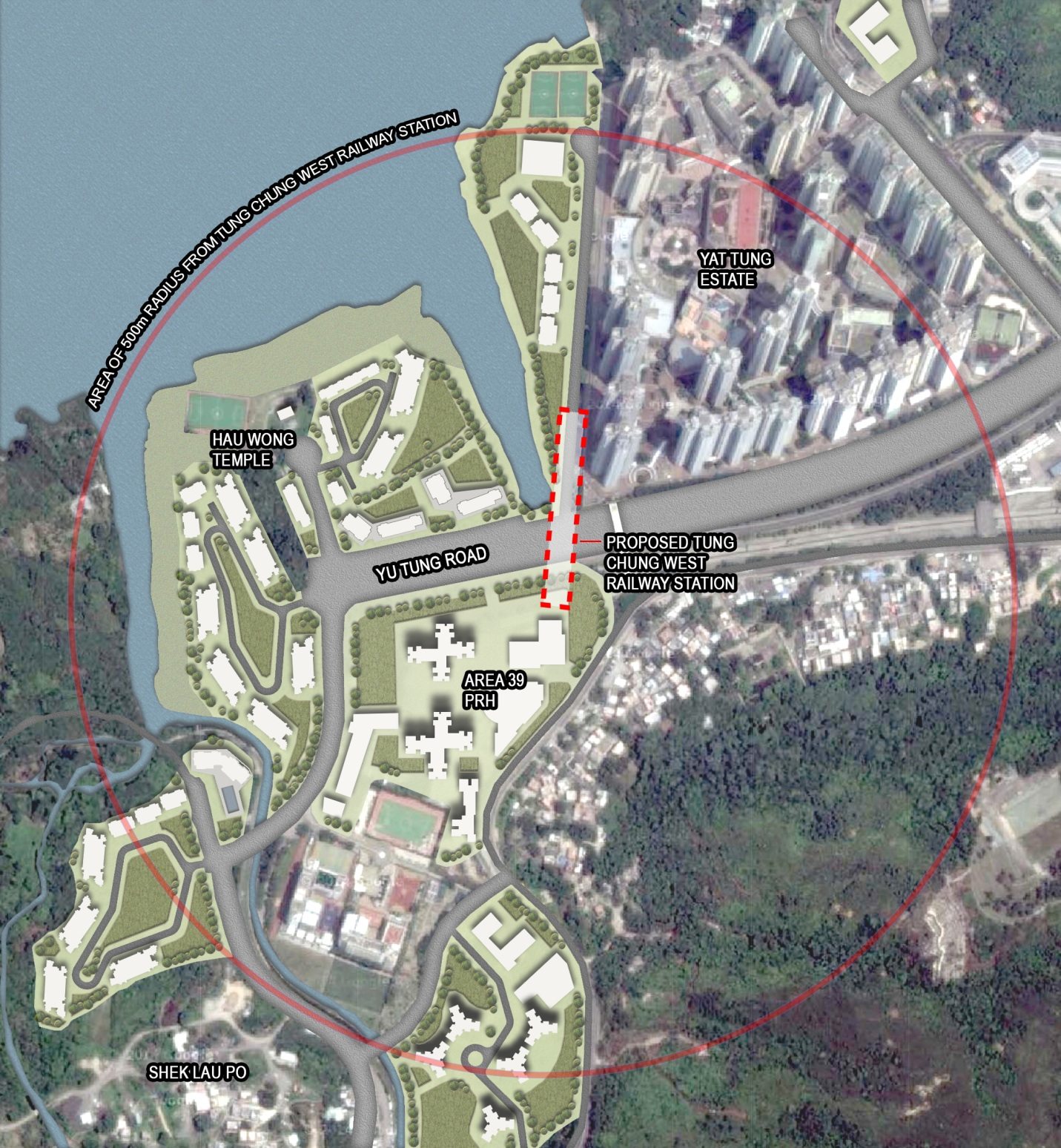Tung Chung New Town Extension