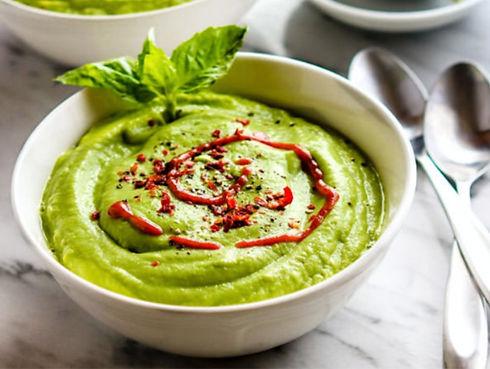 Salse di avocado, piccante o d'aglio