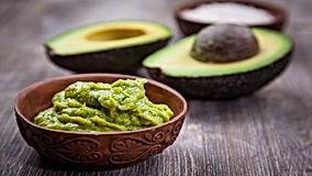 Foto di salsa di avocado venezuelana