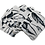 Thumbnail: Lot de 7 cotons démaquillants BIO - Animaux marins