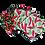 Thumbnail: Lot de 7 cotons démaquillants - Les pimentées