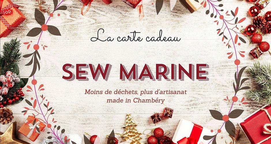 Carte cadeau Sew Marine