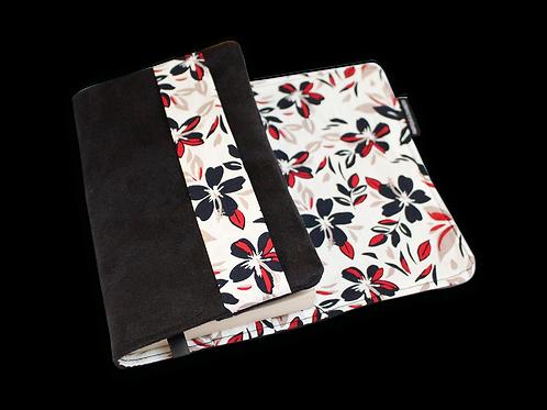 Couvre-livre de poche - Le bleu et rouge