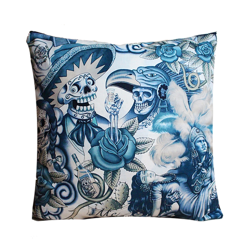 Coussin - Santa muerte - Mexican Tequila