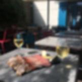 Café Sur Cour, apéro, charcuteries, vin, bar, Café, brasserie