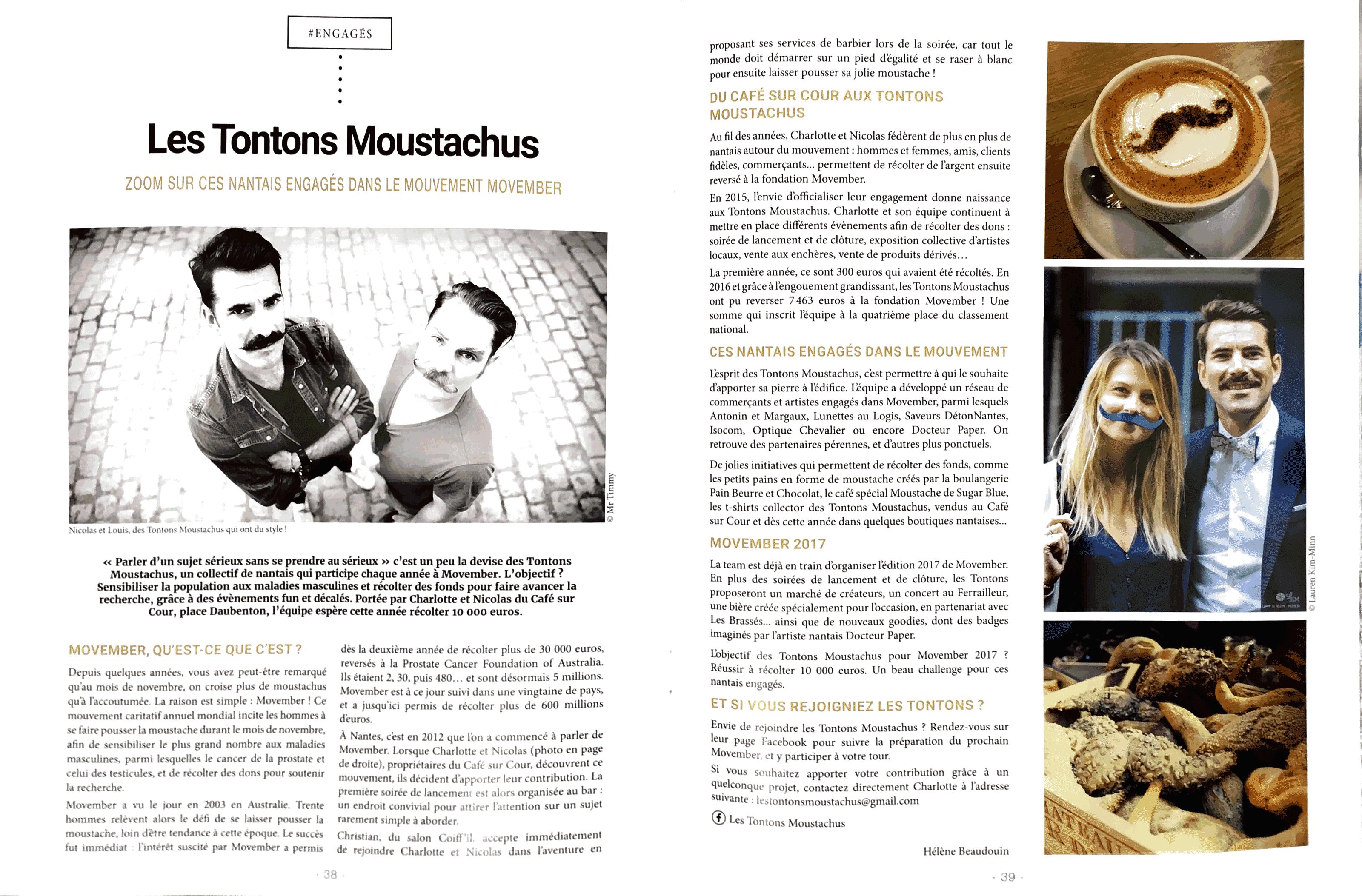 Les Tontons Moustachus