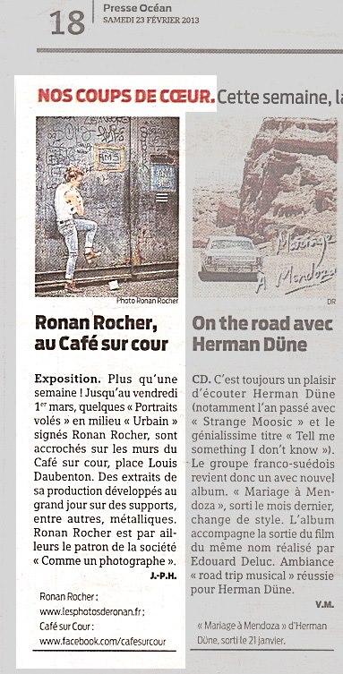 Expo Ronan Rocher