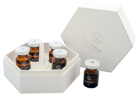 CELLSERUM rich whitening serum