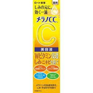 ROHTO MENTHOLATUM Melano CC Vitamin C Essence