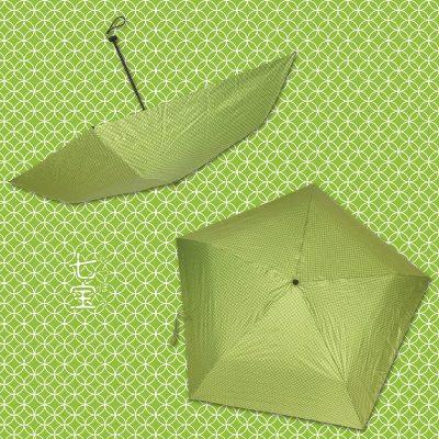 DENTRA Japanese Pattern Foldable Umbrella (Cloisonne)