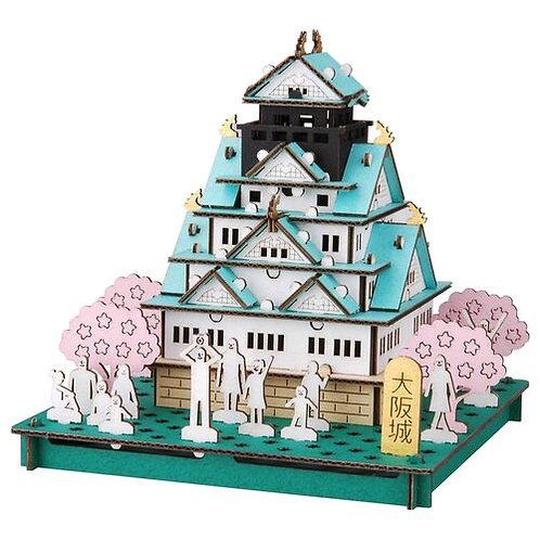 Cardboard Craft 3D puzzle - Japan