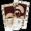Thumbnail: Mini Schnauzer Towel Tapestry