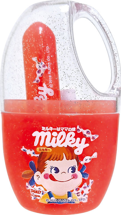 Fujiya Peko Tooth brush set Milky