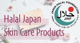 Halal Japan Skin care Omakase