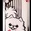 Thumbnail: Pomeranian Towel Tapestry