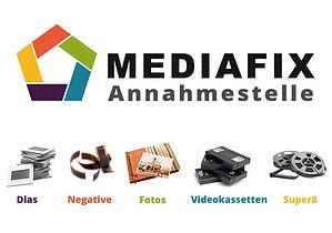 Mediafix Digitalisierungen Partner Annahmestelle