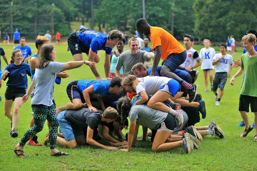 Pyramid Football