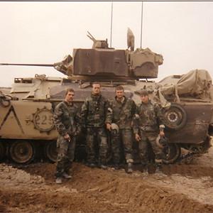 Operation Desert Shield & Desert Storm