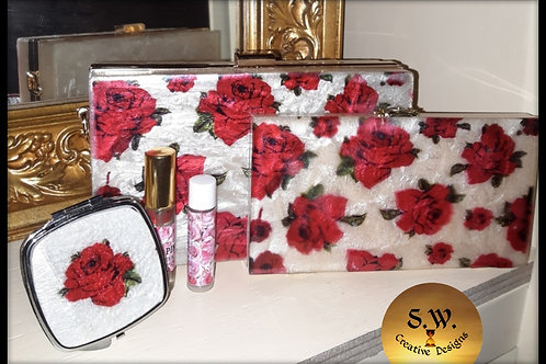 S.W. Glamour Clutch Set