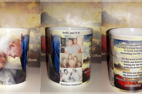 Personalize a PS Coffee Cup