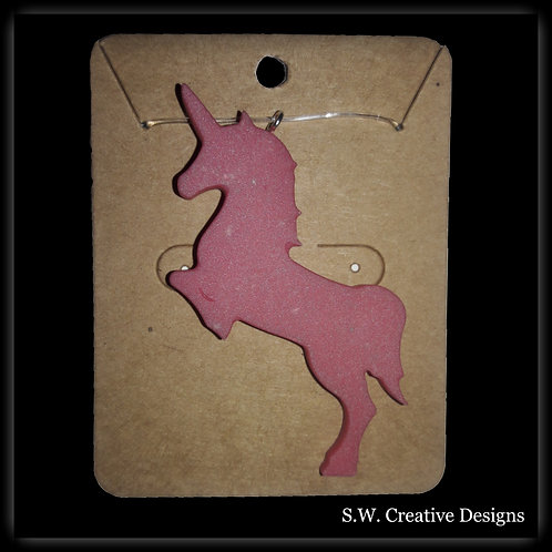 Real Unicorn Necklace and Pendant that Glows