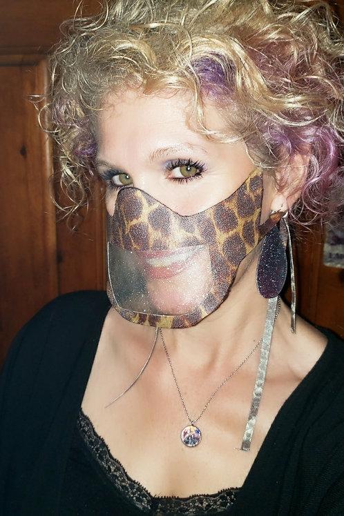 Transparent Face Shield, Shask