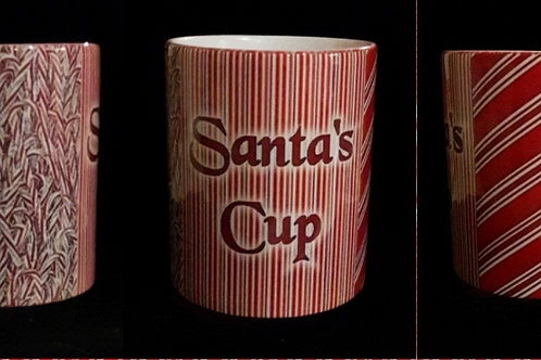 Santa's Coffee Cup