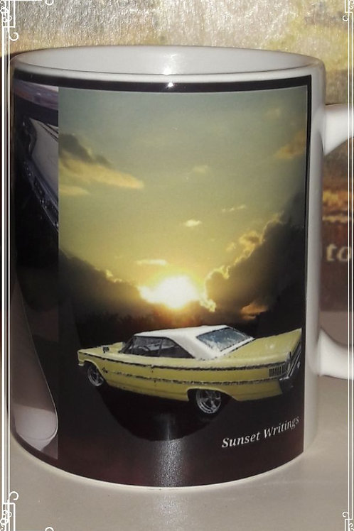 1963 1/2 Ford Galaxie Coffee Mug