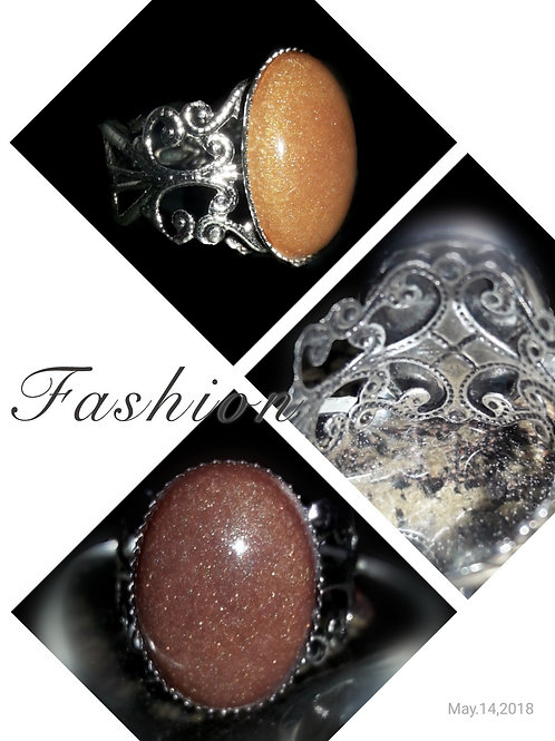 The Mikki Shimmer Ring