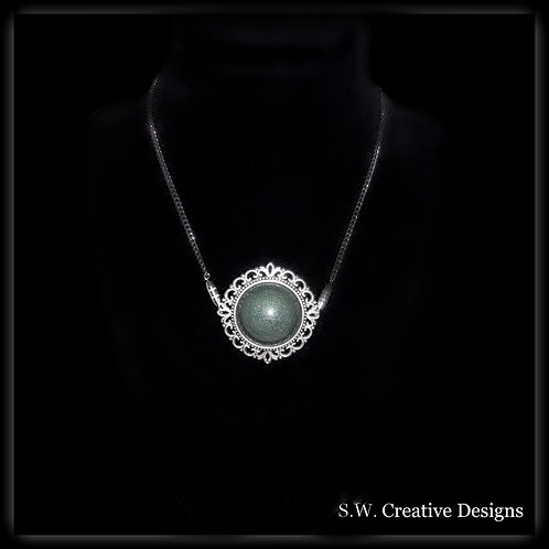 S.W. Switch it! Pendant and Necklace