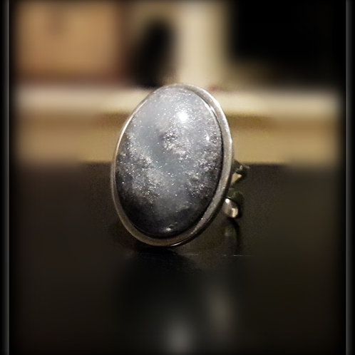 S.W. Eclipse Crackle Ring