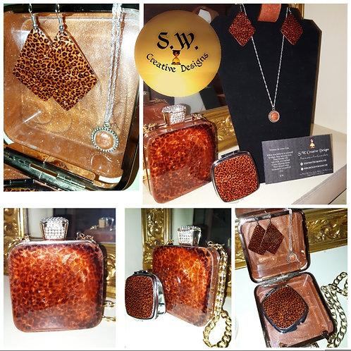 Cheetah Luxury Set