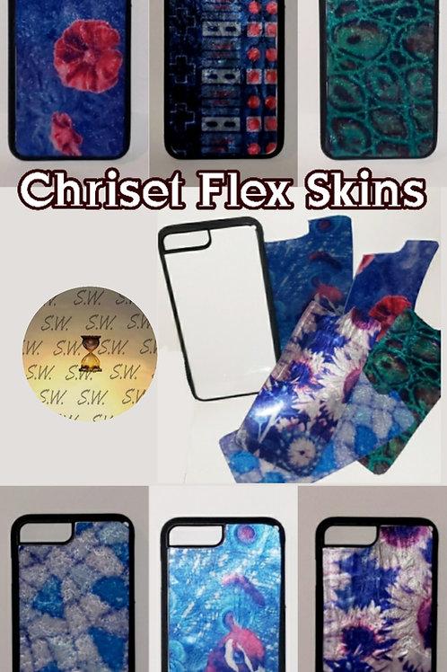 Chriset Flex Phone Case Facing only