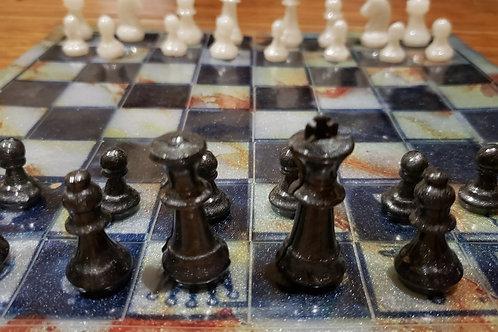 Custom made Chess Game