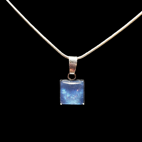 Ocean Blue For You Necklace