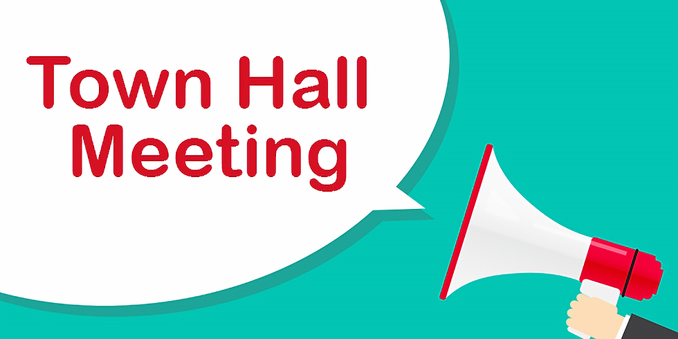 NCCFNW TOWN HALL MEETING