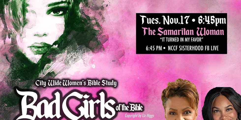 CITY WIDE WOMEN'S BIBLE STUDY