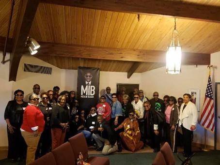 The Big Adjust: NCCF Leadership Retreat!