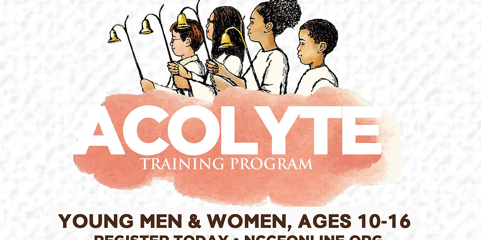 ACOLYTE REGISTRATION
