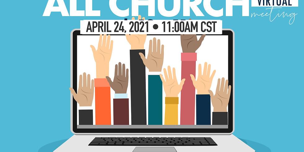 ALL CHURCH MEETING