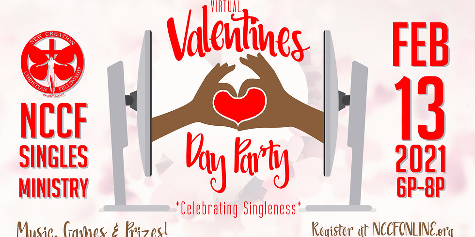 SINGLES VALENTINES DAY PARTY
