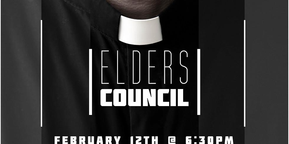 ELDER'S COUNCIL