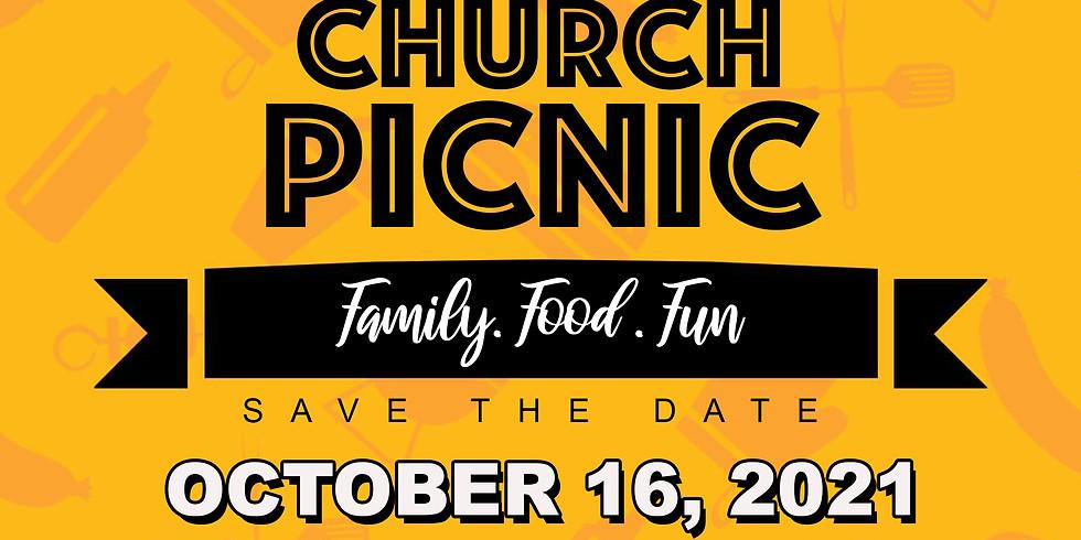 NCCF CHURCH PICNIC