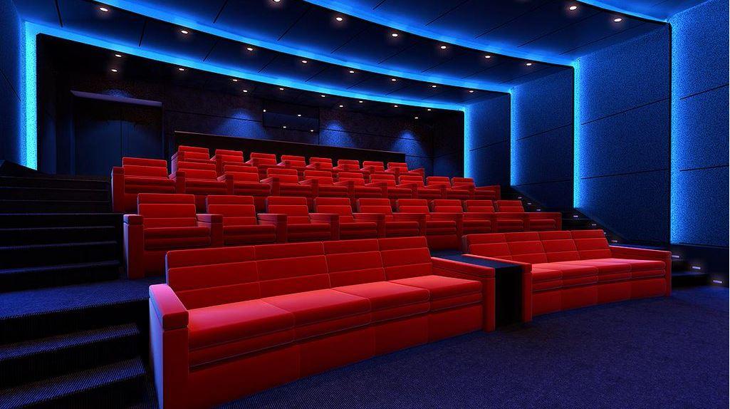 Piccole Sale Cinematografiche : Centro direzionale canicattì