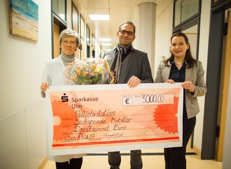 CPN & SHS spenden 6000 € für den sozialen Zweck