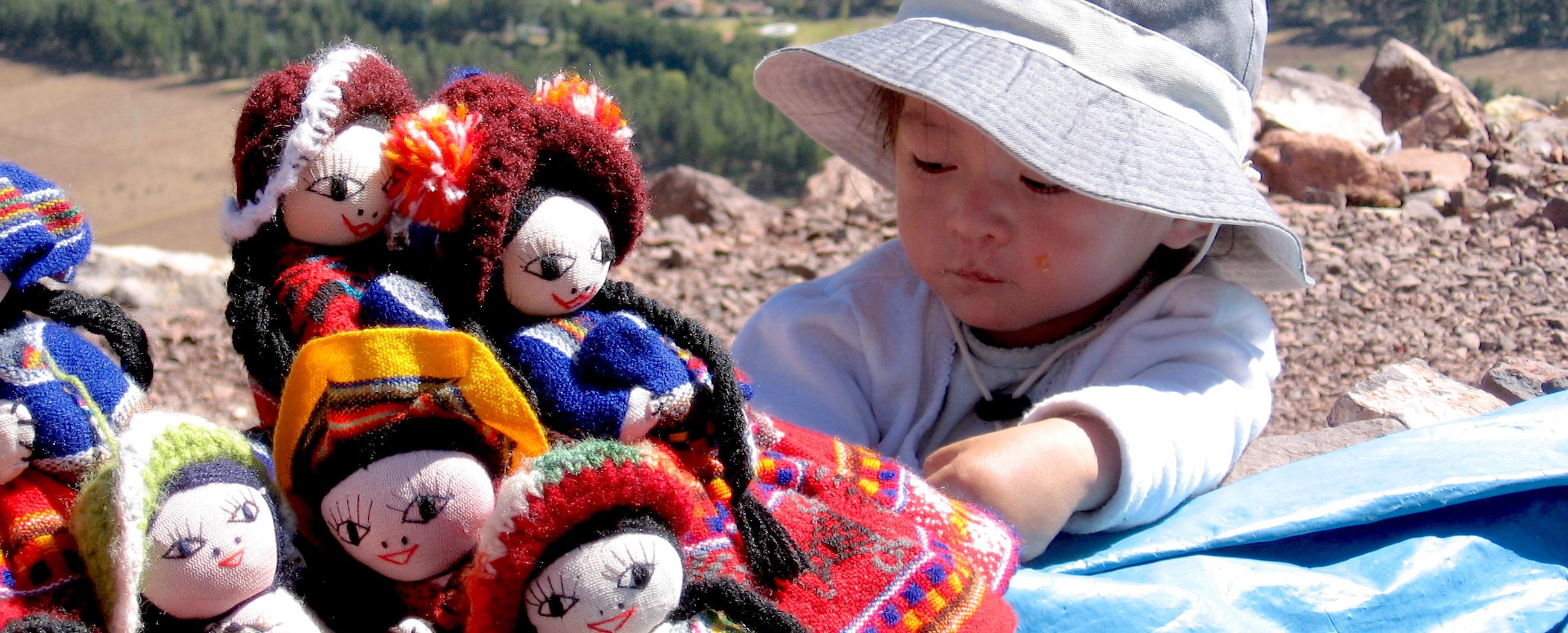Peruvian dolls wide