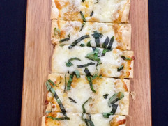 Classic Cheese Flatbread